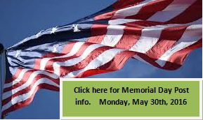 Memorial Day Web box