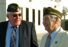 Legion Caps