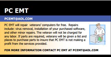 PC EMT Ad for Repair