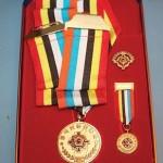 Korean Ambassador for Peace Medal