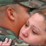 Military family crisis