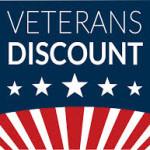 veterans discount