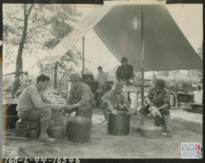 Army Field Kitchen Ft Benning