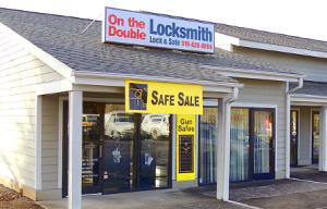 On the double locksmith
