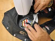 1-Riders Jacket sewing