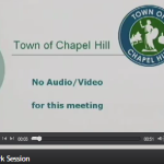 Town Council Working Session