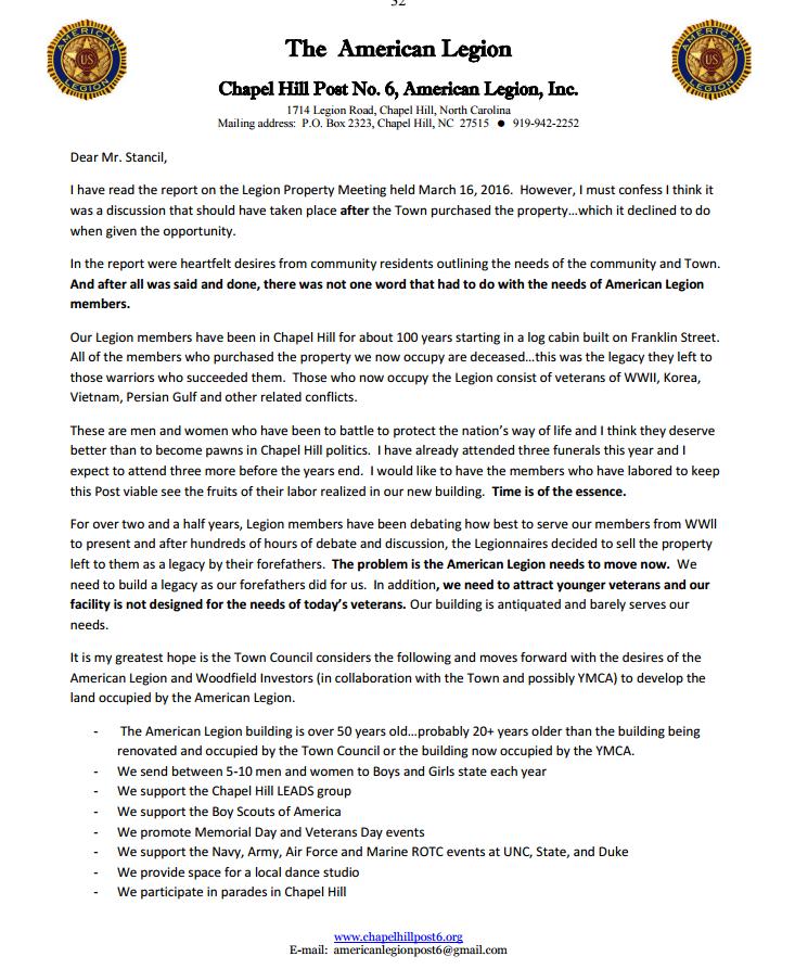 Town Council Letter1