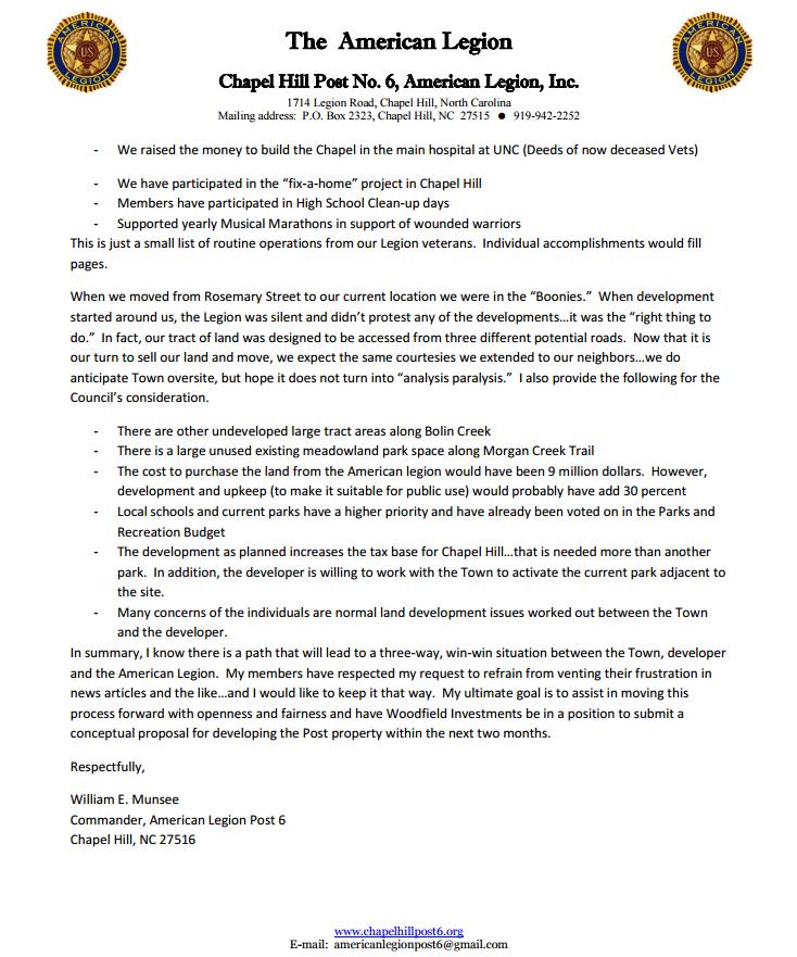 Town Council Letter2